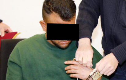 Er tötete fast eine Joggerin! So redet sich der brutale Messerstecher vor Gericht raus
