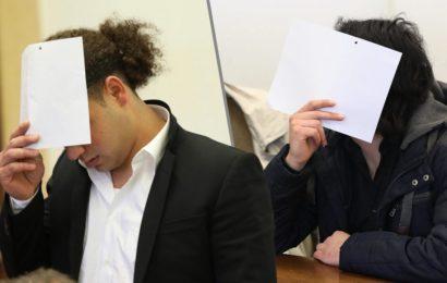 Vergewaltigten diese Männer eine junge Frau (25)?