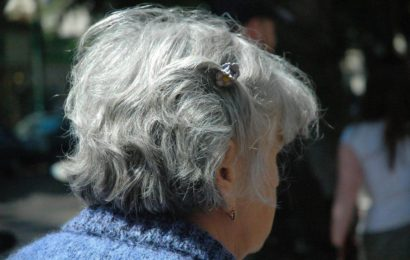 Überfall auf 80-Jährige