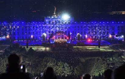 Sex-Attacke auf Wiener Sommernachtskonzert