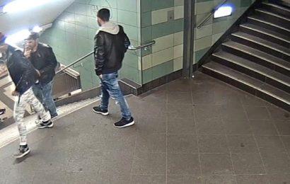 U-Bahn-Treter masturbierte vor zwei Frauen