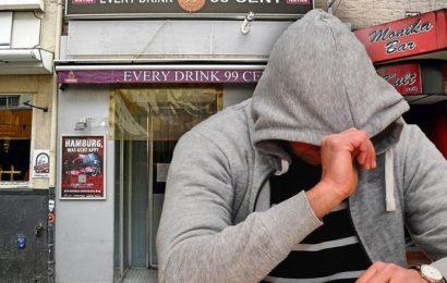 """""""99-Cent-Bar"""" Vergewaltigung auf Bartoilette: Angeklagter schweigt"""