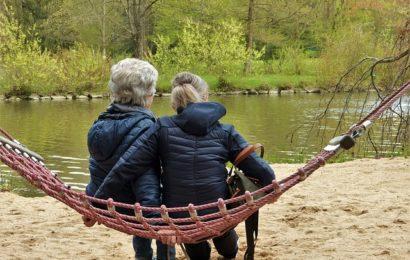 Seniorinnen beraubt