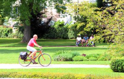 Karlsgarten wird zur Problemzone