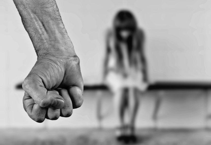 Kinder sexuell belästigt