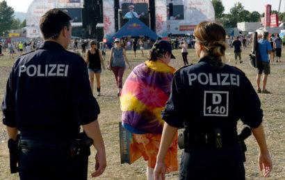 Zivilpolizisten verhindern Sexattacke