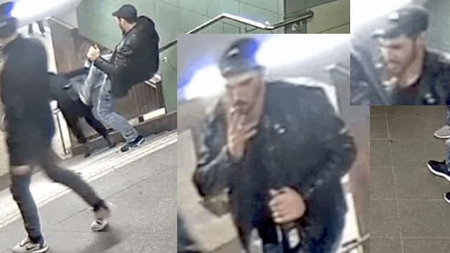 U-Bahntreter Svetoslav Stoykov weint vor Gericht