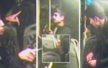 Vier Bubis prügeln auf Fahrgast in Bus und an der Haltestelle ein