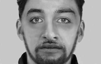 Polizei sucht mit Phantombild nach mutmaßlichem Räuber