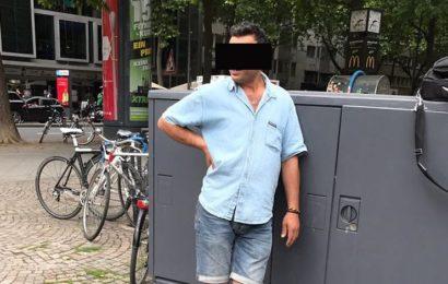Sex-Grapscher belästigt Frau am Rudolfplatz und kommt wieder frei