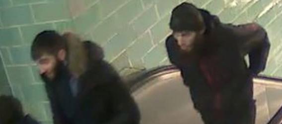 Polizei sucht Rolltreppen-Treter aus U-Bahn
