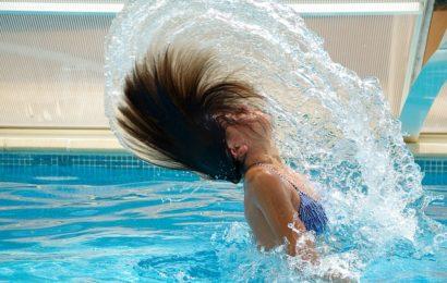 Mädchen im Schwimmbad belästigt 3, 12, 13 und 14 Jahre