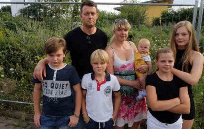 Zu viele Kinder? Siebenköpfige Familie fällt aus Förderprogramm