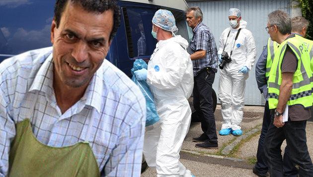 """Mohamed H. in Haft: """"Mord war nicht in Ordnung"""""""