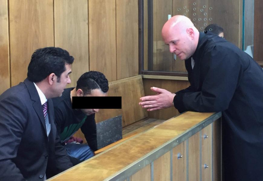 Vergewaltiger jammert vor Gericht