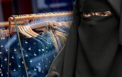 Burka-Frau prügelt Dessous-Verkäuferin ins Krankenhaus