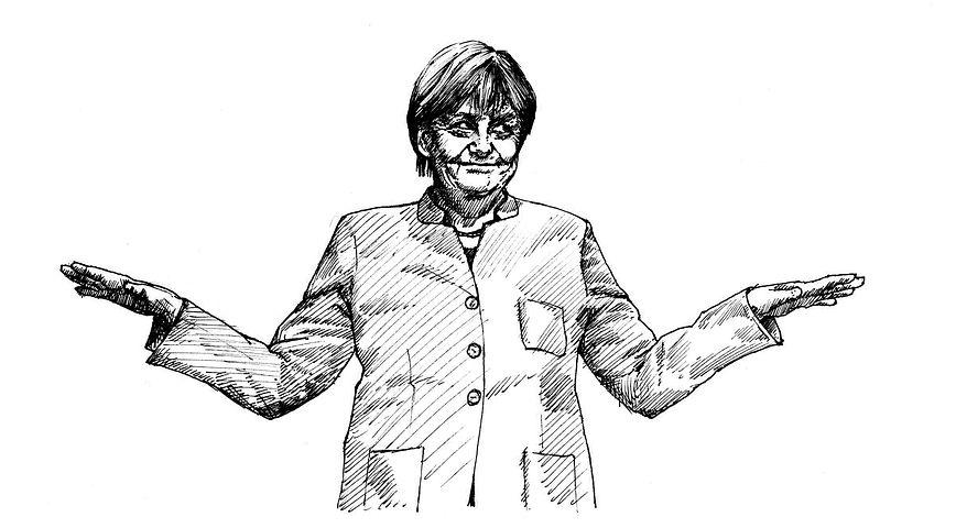 Merkel besucht im November Chemnitz