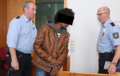 Hat ER ein Mädchen (14) vergewaltigt?
