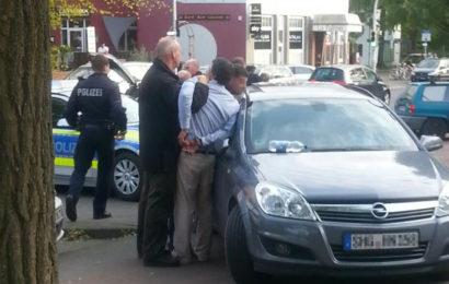 Streit zwischen Taxifahrern eskaliert: Angriff mit Hammer