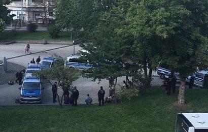 """""""Polizei hat den Ebertplatz aufgegeben"""""""