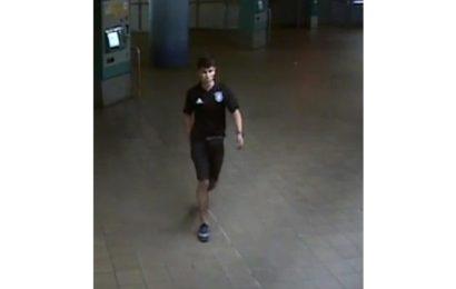 Raub an U-Bahnstation