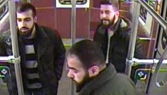 Reizgas-Attacke in Berlin – Polizei fahndet nach diesen Tätern