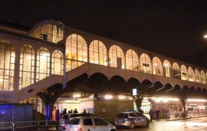 3 Männer am Görlitzer Bahnhof gefasst