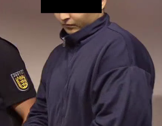Hussein K. ist laut Gutachten 25 Jahre alt