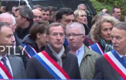 Es reicht, fanden gestern in Paris Bürgermeister und dutzende Parlaments-und Ratsmitglieder.