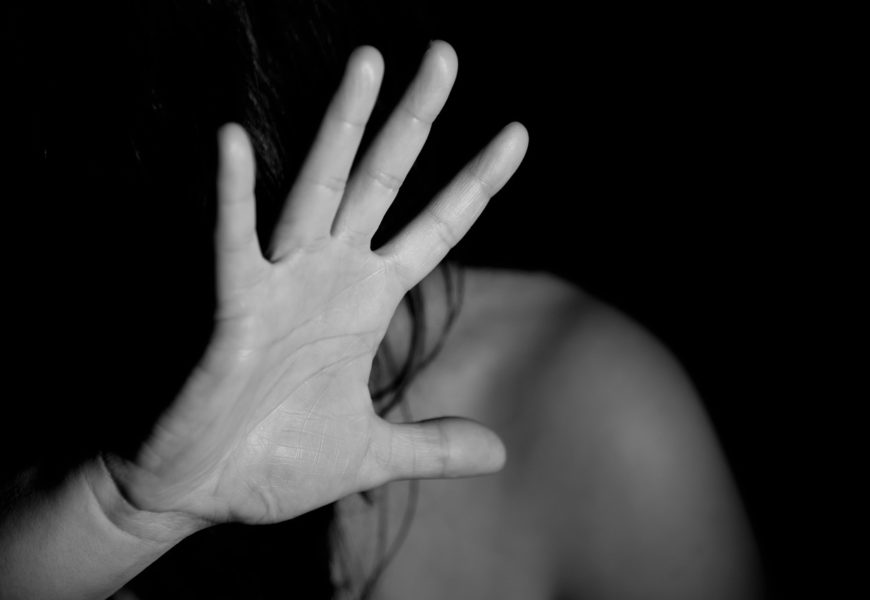 45-jährige Frau geschlagen