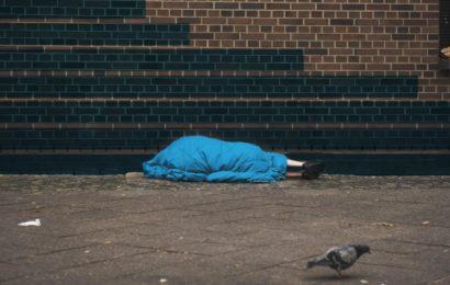 Die ungezählten Obdachlosen