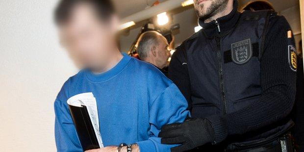Angeklagter gestand Bluttat in Tirol