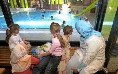 Frauenbadetag: Gäste verstoßen gegen Hygieneregeln
