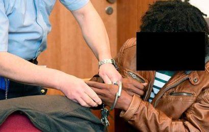Vergewaltiger vom Allner See muss acht Jahre in den Knast
