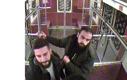 Die Polizei Berlin sucht noch zwei Tatverdächtige und ein Opfer