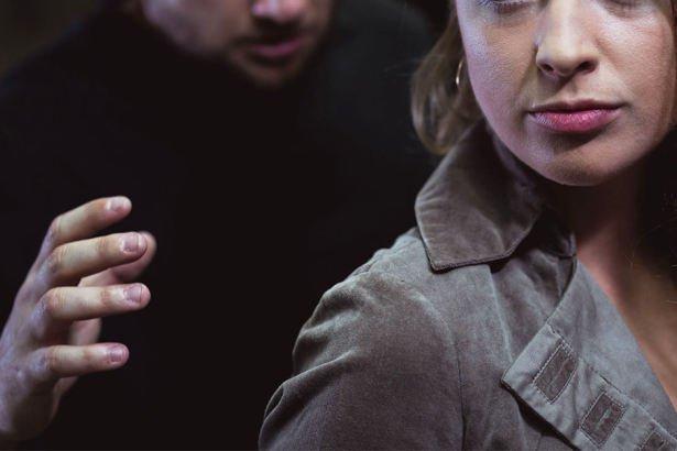 Junge Frau angegriffen
