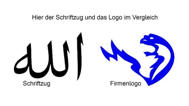 Rewe-Märkte bedroht: Logo beleidigt Allah