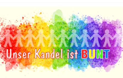 """Karneval-Gesellschaft will Zeichen setzen: """"Unser Kandel ist bunt!"""""""
