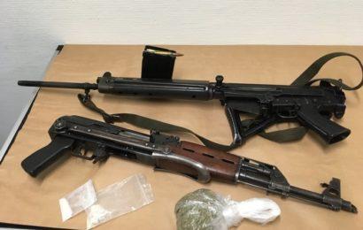 Vier Festnahmen bei mehreren Durchsuchungen wegen gemeinschaftlichen Drogenhandels