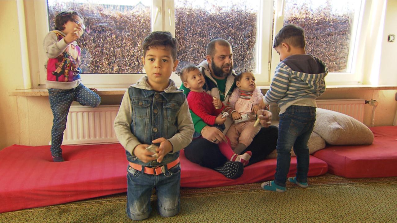 Ahmad und seine zwei Ehefrauen in Deutschland