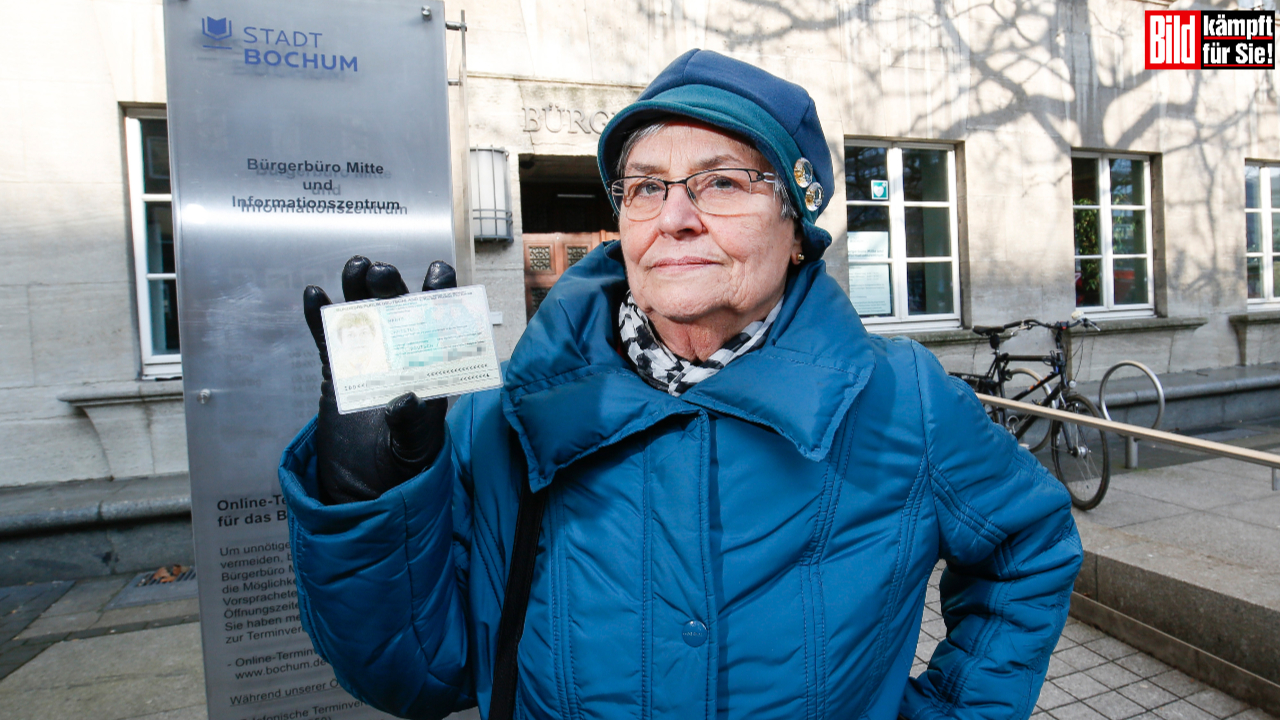 Behörden-Posse um ihren Ausweis