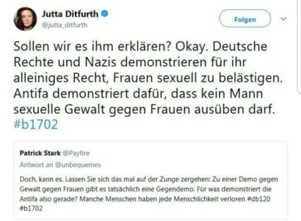 Berliner Frauenmarsch gestoppt – es verbleiben Fragen
