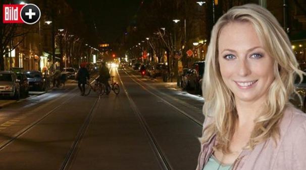 BILD-Reporterin nachts auf Nachhauseweg überfallen