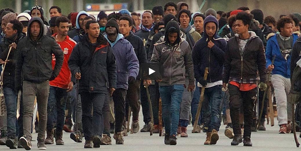 Frankreich steht vor blutigen Bürgerkrieg: Migrantenkrise gerät völlig außer Kontrolle