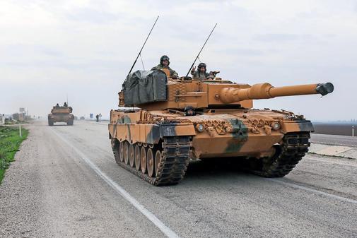 Zahlreiche Rüstungsgenehmigungen vor Yücel-Freilassung
