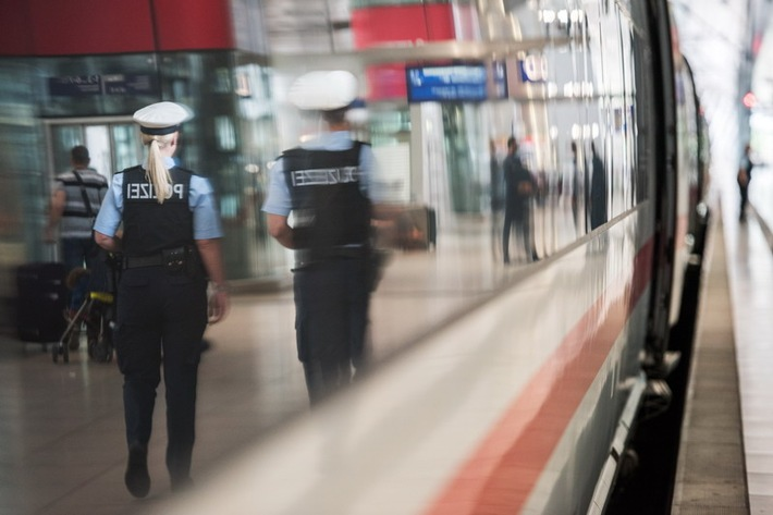 Bundespolizei sucht Zeugin nach sexueller Belästigung im Bahnhof Marburg