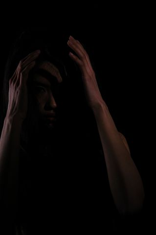 Unbekannter belästigt Frau
