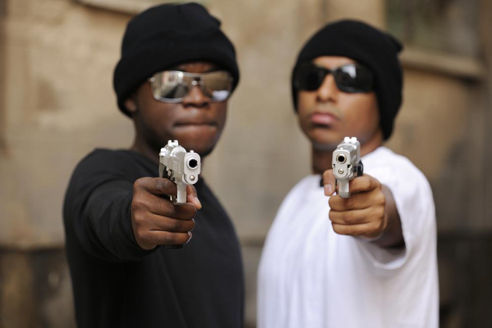 Eine italienische Stadt wird von nigerianischen Gangs übernommen
