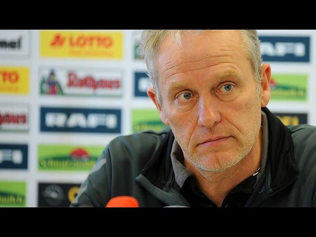 """SC Freiburg-Trainer nennt Maria-Mörder """"Bub"""" 2016"""