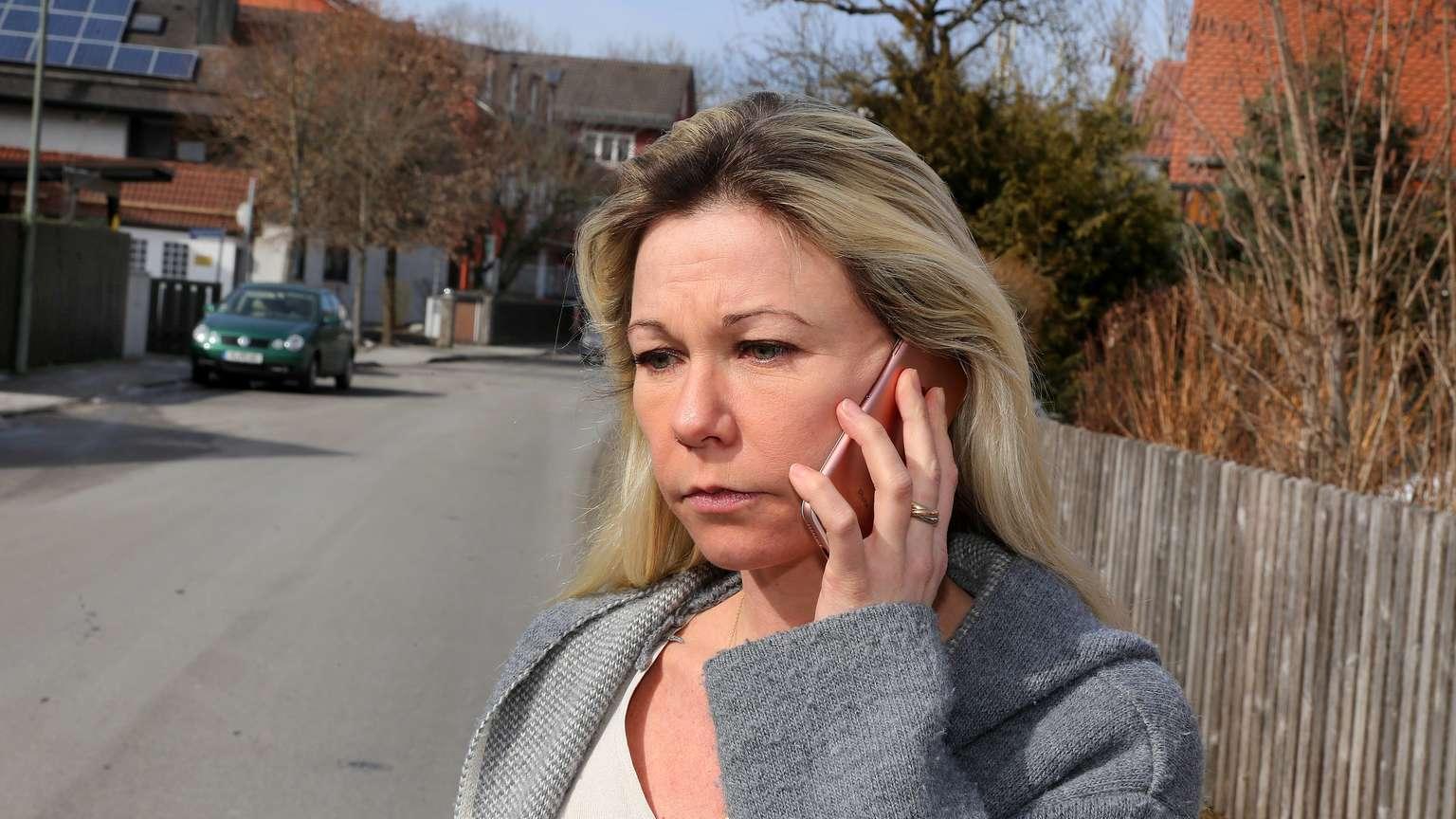 """Vaterstettenerin brutal überfallen: """"Ich habe gespürt, dass es passieren wird"""""""